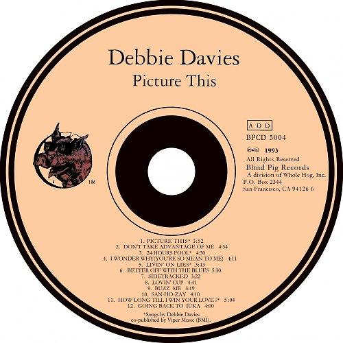 Debbie Davies - Picture This (1993)