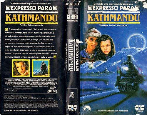 Night train to Kathmandu / Ночной поезд в Катманду (1988)