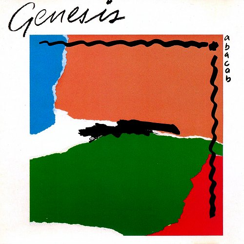 Genesis - Abacab (1981 Atlantic, Warner Communication Company, WEA Music Of Canada)
