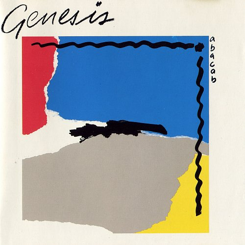 Genesis - Abacab (1981 Vertigo, West Germany)