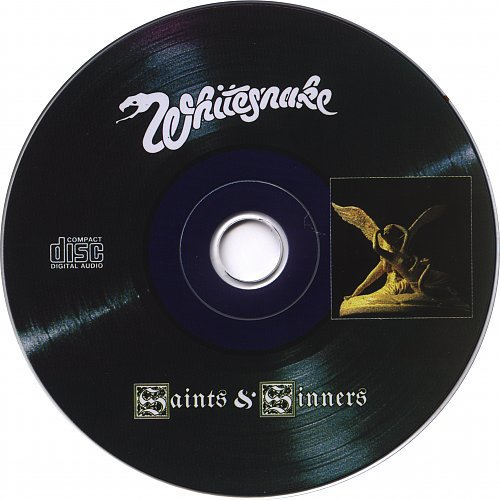 Whitesnake - Saints & Sinners 1982