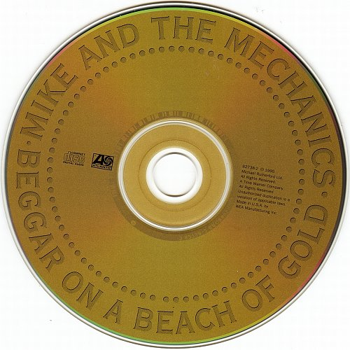Mike &The Mechanics - Beggar On A Beach Of Gold (1995)