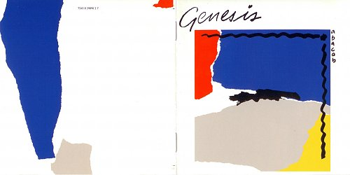 Genesis - Abacab (1981 Virgin Records, Argentina)