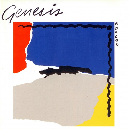 Genesis - Abacab (1981/1994 Virgin Records, Europe/Argentina)