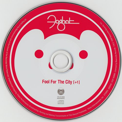 Foghat - Fool For The City (1975)