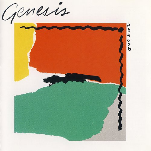 Genesis - Abacab (1981 Vertigo; 1989 Nippon Phonogramm Co., Japan)