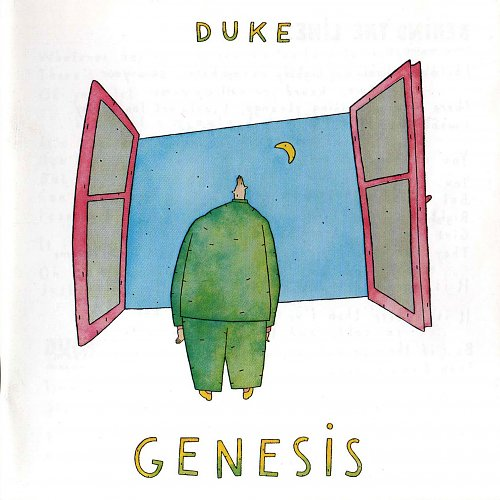 Genesis - Duke (1980, 2007 Virgin Records, EU) Hybrid Dual Layer Disc CD/SACD+DVD9
