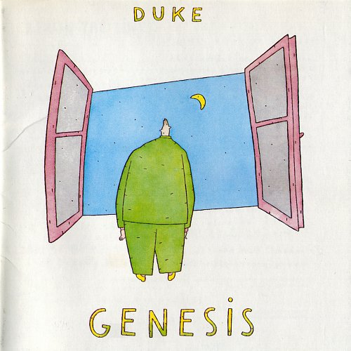 Genesis - Duke (1980, 1983 Virgin Records, 1984, 1985 Charisma Records, UK)