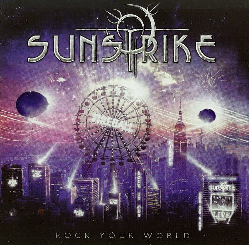Sunstrike - Rock Your World (2014)