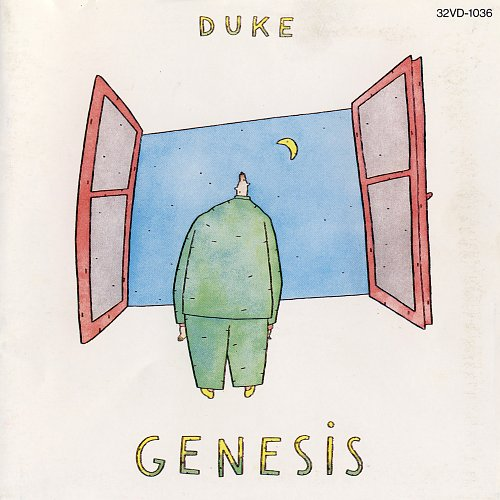 Genesis - Duke (1980 Virgin/Charisma Records; Toshiba EMI Ltd., Japan)