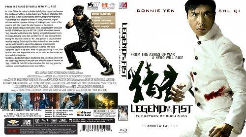 Кулак легенды: Возвращение Чен Джена / Jing mo fung wan: Chen Zhen (2010)