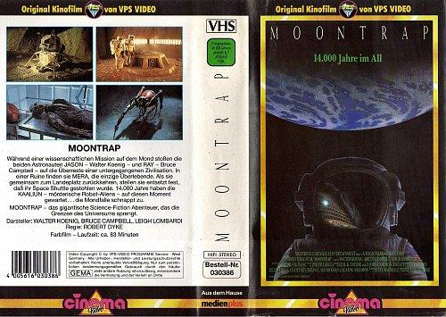 Moontrap / Ловушка на Луне (1989)