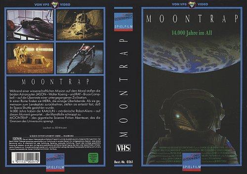 Ловушка на Луне / Moontrap (1989)