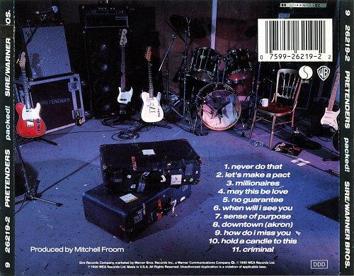 Pretenders - Packed! (1990)