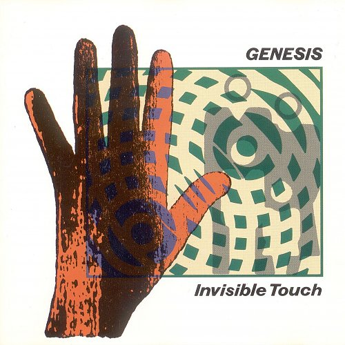 Genesis - Invisible Touch (1986 Gelring Ltd.; Atlantic, Canada)