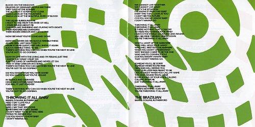 Genesis - Invisible Touch (1986, 2007 Virgin Records, EU) CD/SACD & DVD