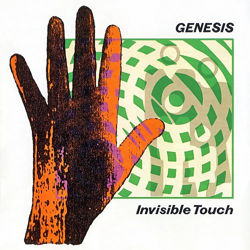 Genesis - Invisible Touch (1986, 2007 Virgin Records, EU) CD/SACD & DVD