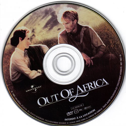 Из Африки / Out of Africa (1985)