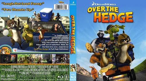 Лесная братва / Over the Hedge (2006)