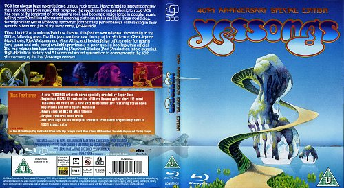 Yes - Yessongs (2012)