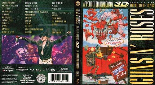 Guns N' Roses: Appetite For Democracy – Live at the Hard Rock Casino, Las Vegas (2014)