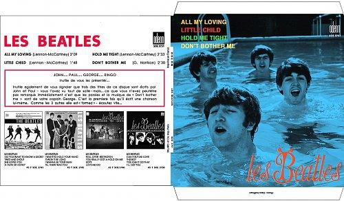 The Beatles - All My Loving (France) SOE 3751 - 1964