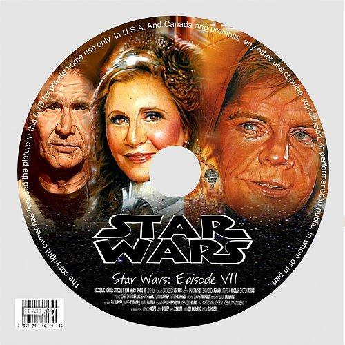 Звездные войны: Эпизод 7 / Star Wars: Episode VII (2015)