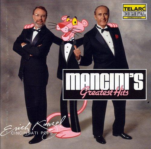 Erich Kunzel & Cincinnati Pops Orchestra - Mancini's Greatest Hits (1989)