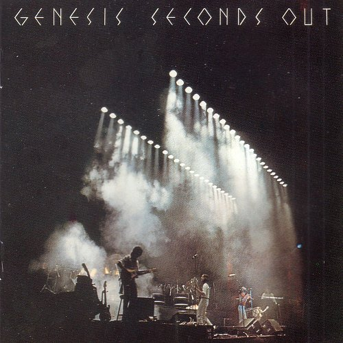Genesis - Seconds Out (1977, 1994 Virgin, Italy) 2CD