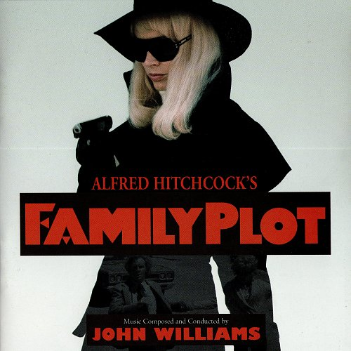 John Williams - Family Plot (2010)