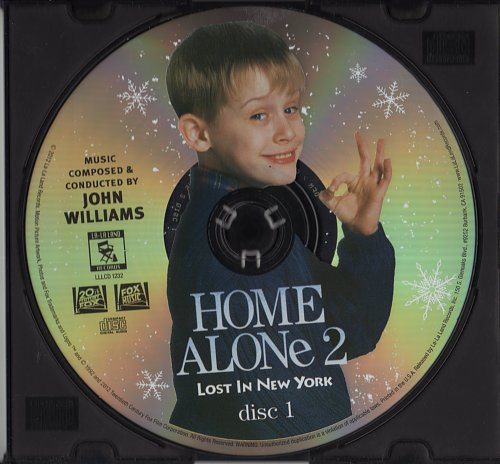 John Williams - Home Alone 2: Lost In New York (2012)