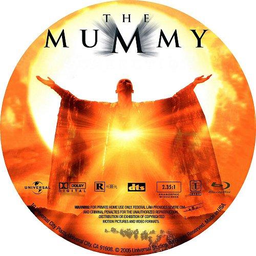 Мумия / The Mummy (1999)