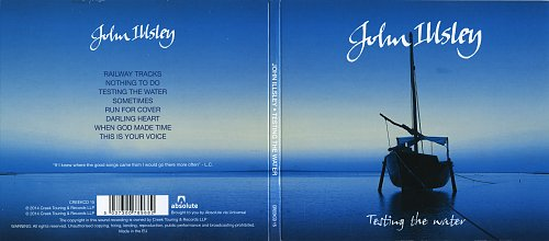John Illsley - Testing The Water (2014)