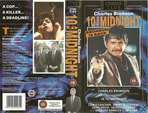 10 to midnight / За десять минут до полуночи (1983)