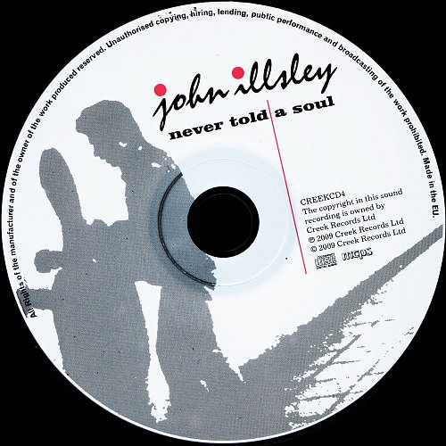 John Illsley - Never Told A Soul (2009)