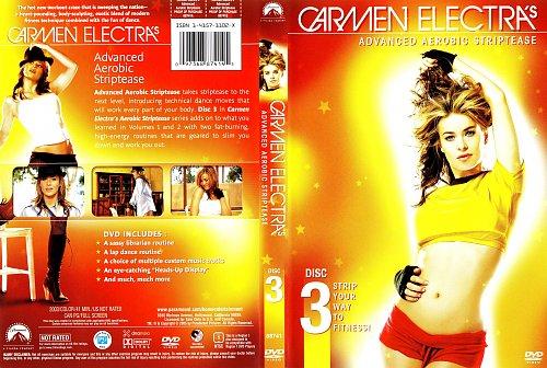 Кармен Электра: Аэробика стриптиз / Carmen Electra's Aerobic Striptease (2007)