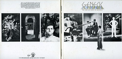 Genesis - The Lamb Lies Down On Broadway (1974 Virgin_Charisma; 1999 Toshiba-EMI Ltd., Japan) 2CD