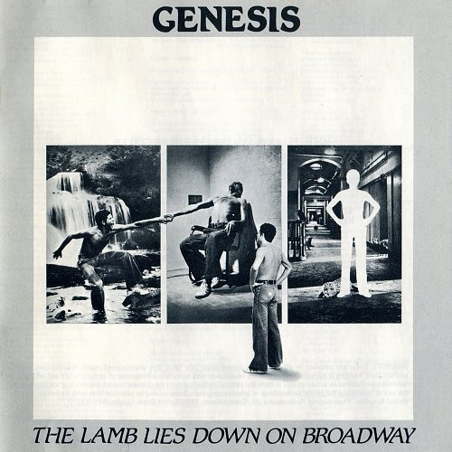 Genesis - The Lamb Lies Down On Broadway (1974 Virgin, 1985 Charisma, UK) 2CD