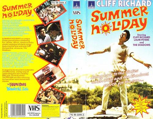 Summer Holiday / Летние каникулы (Cliff Richard) (1963)