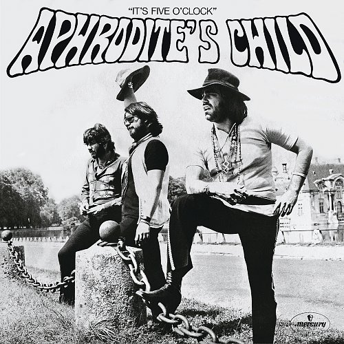 Aphrodite's Child - It's Five o'Clock (1969)
