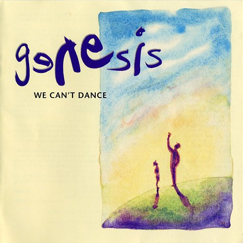 Genesis - We Can't Dance (1991 Atlantic, USA)