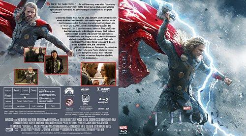 Тор: Царство тьмы / The Thor: Dark World (2013)