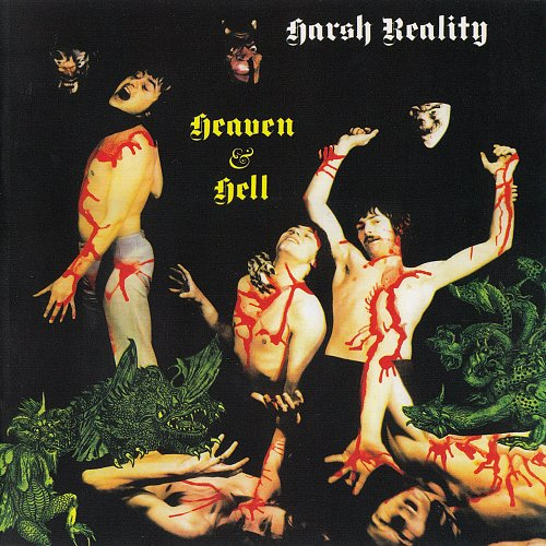 Harsh Reality - Heaven And Hell  (1969)