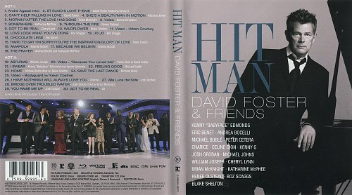 david Foster & Friends - Hit Man