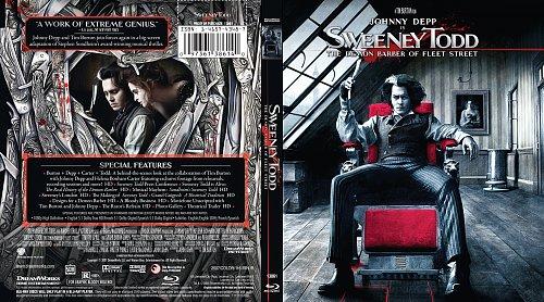 Суини Тодд, демон-парикмахер с Флит-стрит / Sweeney Todd: The Demon Barber of Fleet Street (2007)