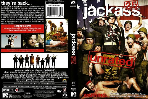Чудаки / Jackass (2000 - 2002)