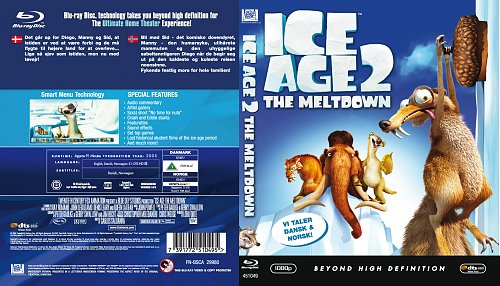 Ледниковый период 2. Глобальное потепление / Ice Age. The Meltdown (2006)