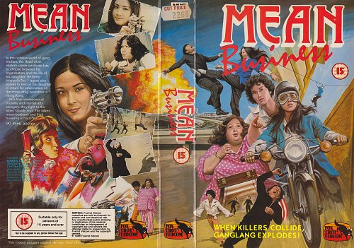 Mean Business (Devil's Three; Pay or Die 1979) (1986)