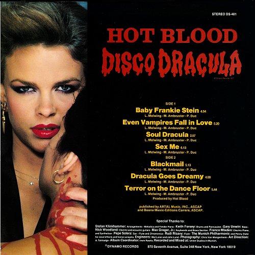 Hot Blood - Disco Dracula (1977)