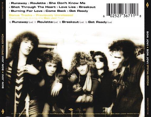 Bon Jovi-Bon Jovi (Special Edition 2010)